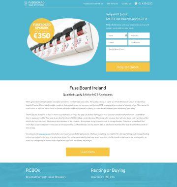 fuse board