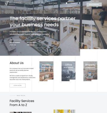 Facility Services and Facility Maintenance